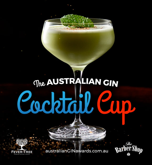 cocktail cup The Australian Gin