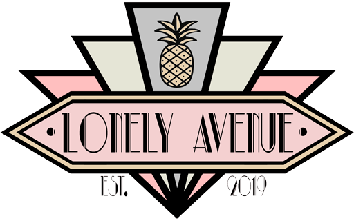 lonely avenue logo square